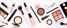 Set Of Cosmetic Products For M...
