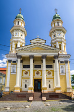 Holy Cross Cathedral In Uzhhor...
