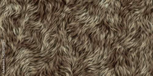 Fotografía seamless texture of fur