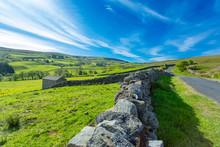 Yorkshire Dales Landscape, Sin...