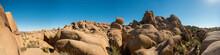 Panorama Of Stones At The Josh...