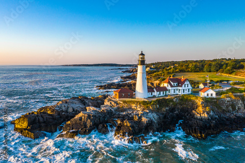 Tablou Canvas Portland Head Light
