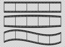 Five Frames Of Classical 35 Mm...