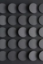 Circular Dark Background