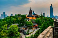 China Nanjing Jiming Temple 54
