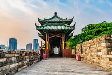 China Nanjing City Wall 66