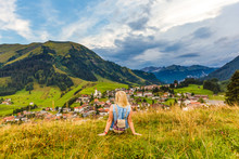 Mountain Valley Village Landsc...
