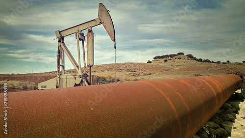 Recess Fitting Asia Country Oil Pump Jack