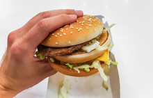 Big Fresh Cheeseburger