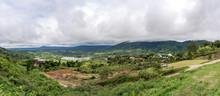 Landscape Khao Kho Mountain In Thailand,