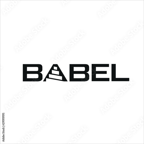 Photo Babel Vector logo