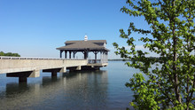 A Pier At Blythe Landing, Lake Norman, Huntersville, NC