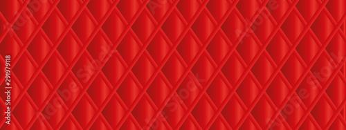 Fotografie, Obraz Quilted and strass banner