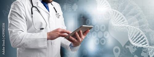 Fotomural  Medical.