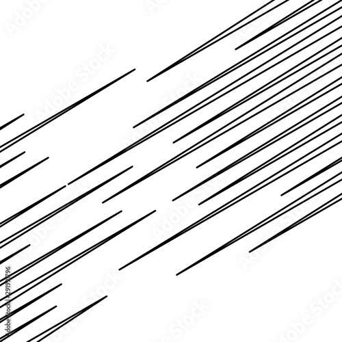 Photo Oblique, diagonal dynamic lines pattern