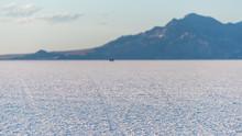 Bonneville Salt Flats Panorama...