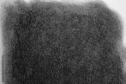 Valokuvatapetti Hand drawn hatching texture charcoal graphics