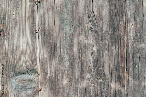 Pinturas sobre lienzo  Textured old grunge wooden background. Copy space.