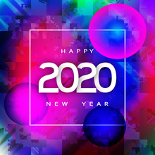 Happy New Year 2020 Cyberspace...