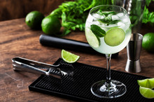 Royal Mojito, Alcoholic Cockta...
