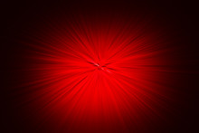 Red Light Zoom Effect Background,