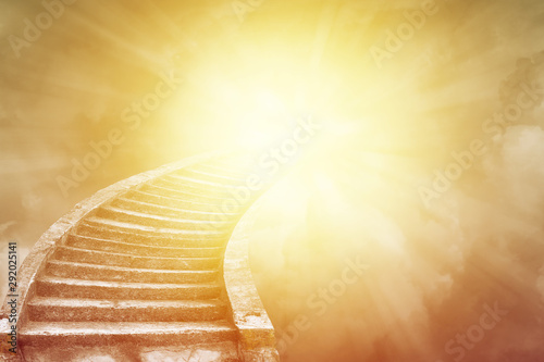 Photographie Stairway to heaven