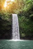 The beautiful  Tibumana Waterfall - 292044578