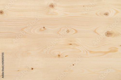 Obraz Freshly-planed wood planks closeup - fototapety do salonu