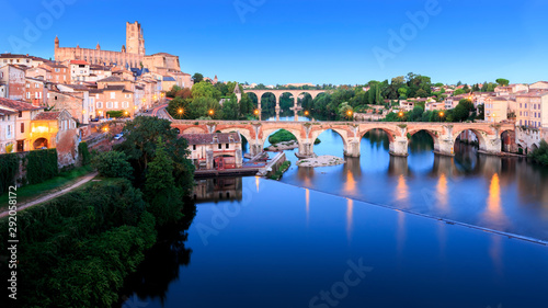 Beautiful Albi France Wallpaper Mural