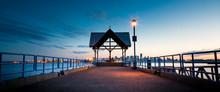 North Vancouver Pier. Photo Ta...