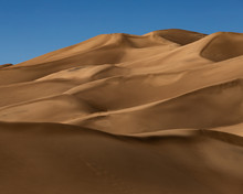 The Great Sand Dunes Of Southe...