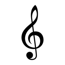 Treble Clef Or Classical Music...