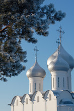 Russian Church In Vologda And ...