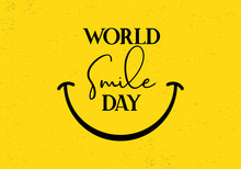 Happy World Smile Day Greeting...