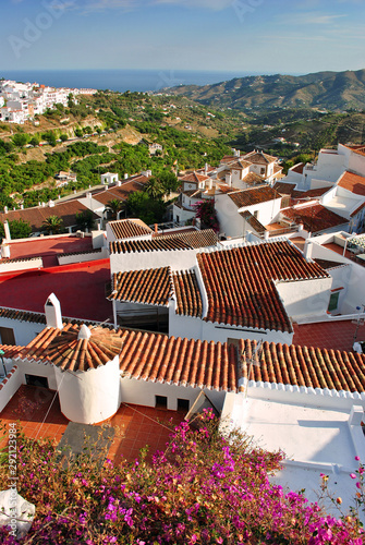 Photo Frigiliana, Nerja, Andalucia, Costa Del Sol, Spain