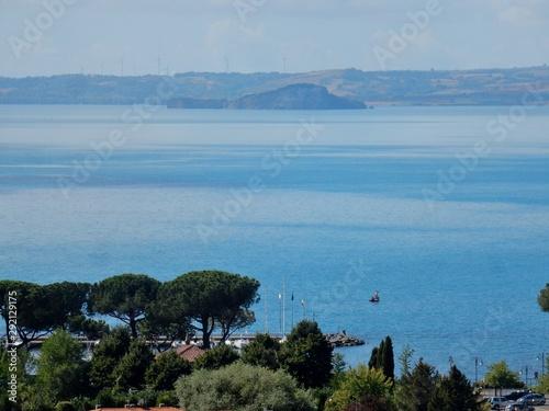 Photo Bolsena - Scorcio panoramico del lago