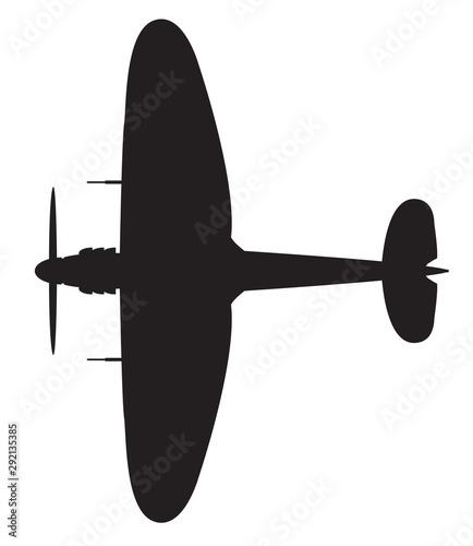 Photo World War 2 Fighter
