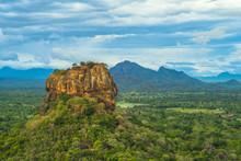 Sigiriya, Lion Rock, Ancient F...