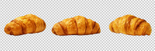 Set With Isolated Croissants R...