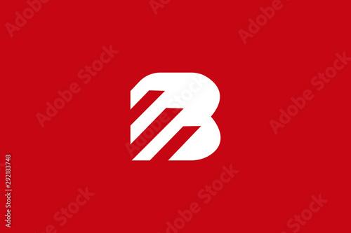 Fotografie, Obraz  CInitial B Logo Letter Design Vector Template