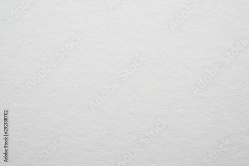 White paper texture close up background - 292188702
