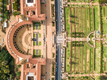 Unions Building From Above, Pretoria, South Africa