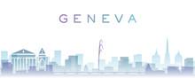Geneva Transparent Layers Grad...