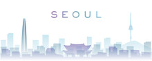 Seoul Transparent Layers Gradi...
