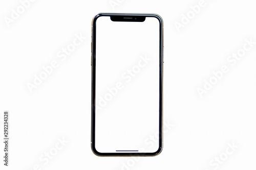 Tela  Smartphone frameless mockup