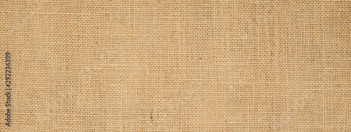 Valokuvatapetti Cotton woven fabric background with flecks of varying colors of beige and brown