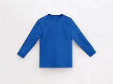 Royal Blue Long Sleeve T-shirt...