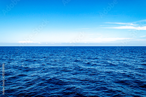 Obraz Seascape With Sky - fototapety do salonu