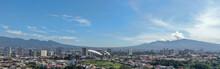 La Sabana Park, Costa Rica National Stadium (Estadio Nacional De Costa Rica) And Dowtown San Jose, Costa Rica