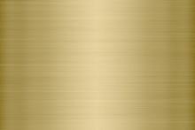 Gold Metal Texture Metal Backg...